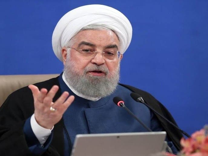 """روحاني """"يبشر"""" الإيرانيين أنه سيبيع ويشتري المزيد من الأسلحة"""
