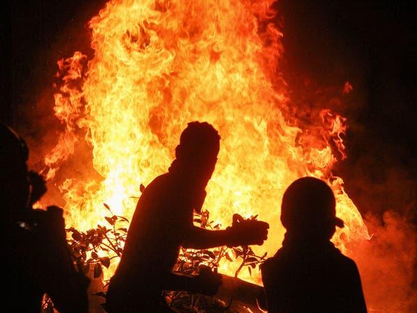 """عام على """"شرارة واتساب"""" التي أشعلت الغضب في لبنان"""