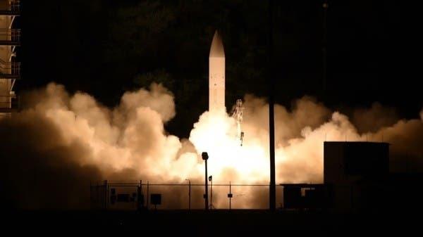صاروخ أميركي يصيب الهدف بدرجة دقة تصل لـ15 سم