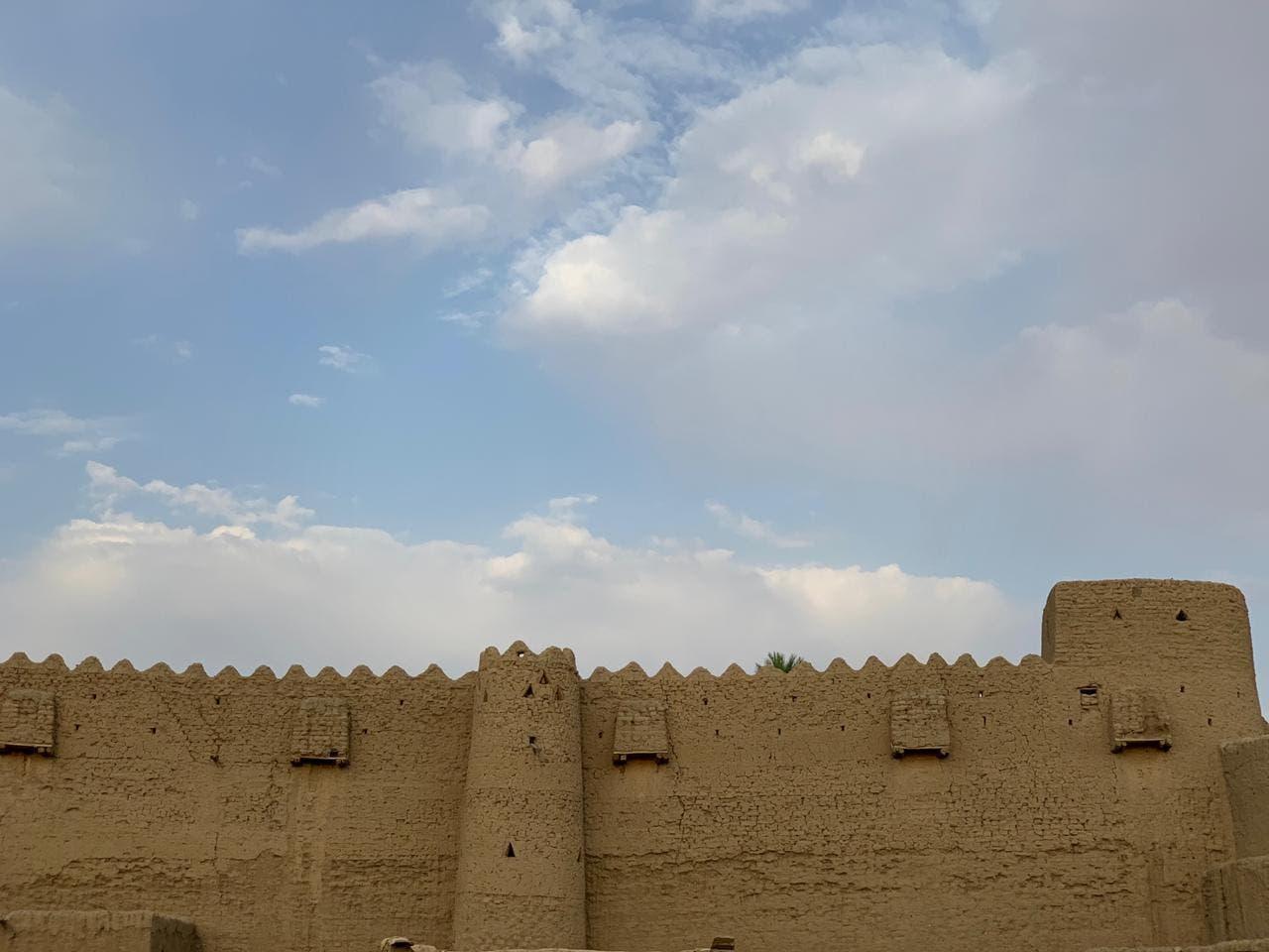 تعرف على تاريخ قصر تاريخي في شمال المملكة العربية السعودية امتد لأكثر من 100 عام