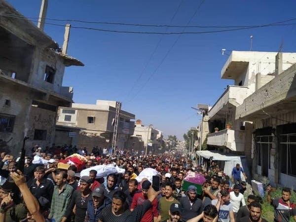 غضب في درعا.. واتهام للنظام بتصفية رجال التسوية الروسية