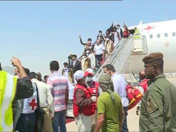 جولة ثانية.. استكمال أكبر عملية تبادل للأسرى في اليمن