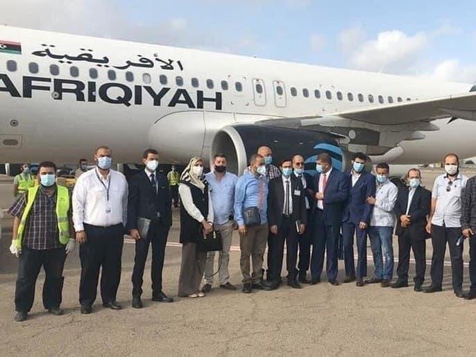 أجواء ليبيا تفتح.. عودة الطيران من طرابلس لبنغازي