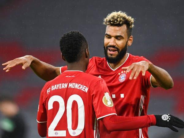 بايرن يفوز بسهولة ويبلغ الدور الثاني في كأس ألمانيا