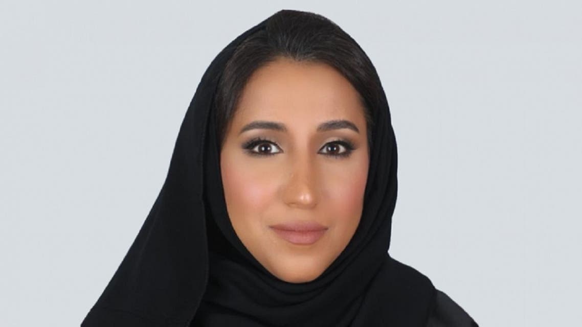 Joumana al-Rashed, SRMG's newly appointed CEO. (Twitter)