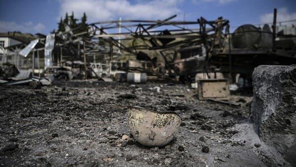 """باكو تتعهد بالانتقام لـ """"كنجه"""".. جولة عنف في كاراباخ"""