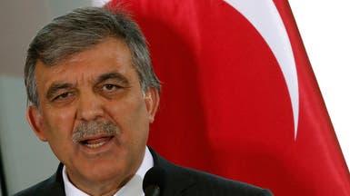 """بعد """"أضواء انقلابية"""".. رئيس تركيا السابق يعلّق"""