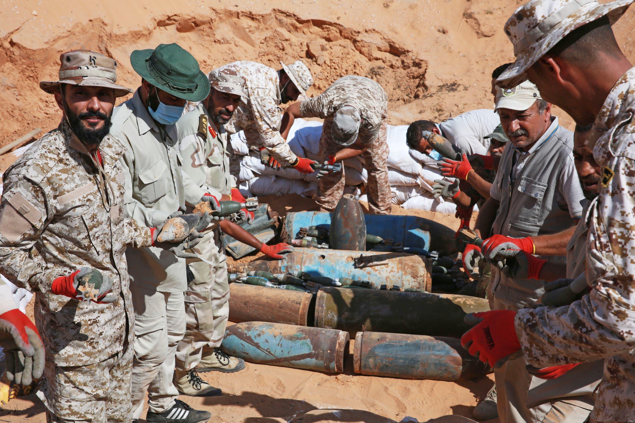 از طرابلس (بایگانی - مطبوعات فرانسه)