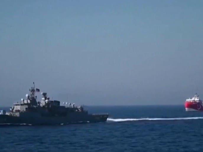 بعد إرسال سفينة التنقيب.. الاتحاد الأوروبي يتوعد تركيا