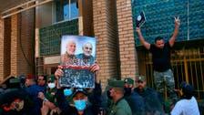 """بارزاني يدين أنصار الحشد..""""اعتداء على السلم في العراق"""""""