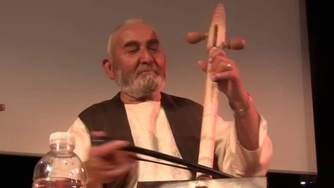 درمحمد کشمی آوازخوان محلی افغانستان درگذشت