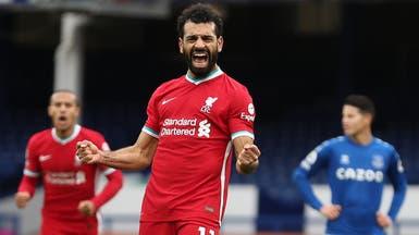 صلاح.. ثالث أسرع لاعب يسجل هدفه الـ100 بقميص ليفربول