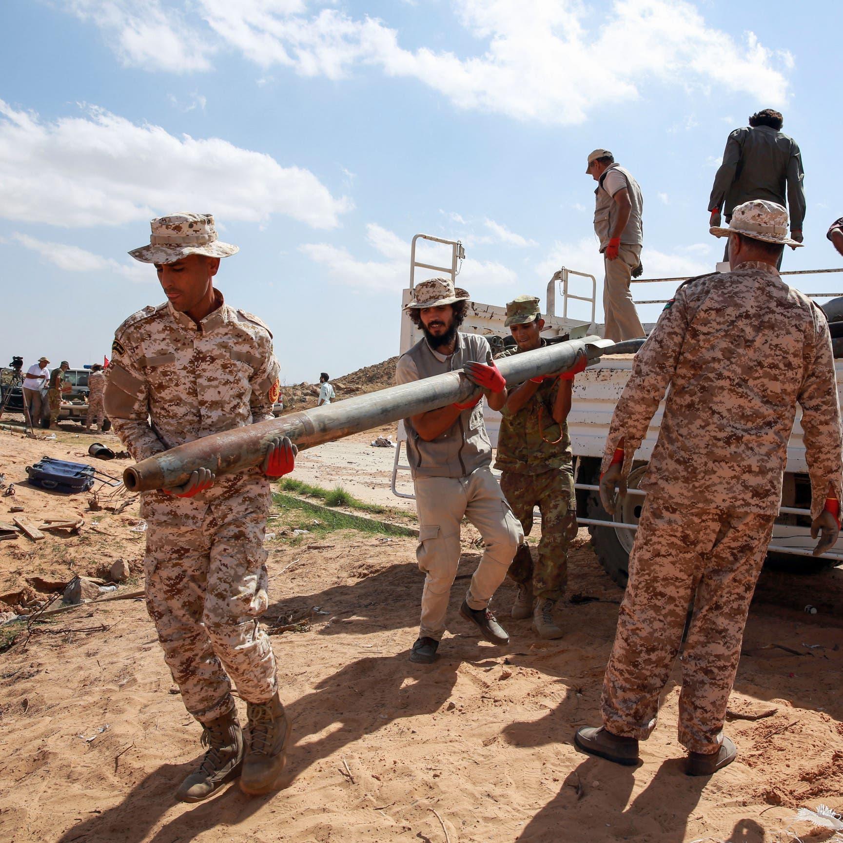 """ليبيا.. """"دفاع الوفاق"""" تهدد بالانسحاب من اتفاق وقف النار"""