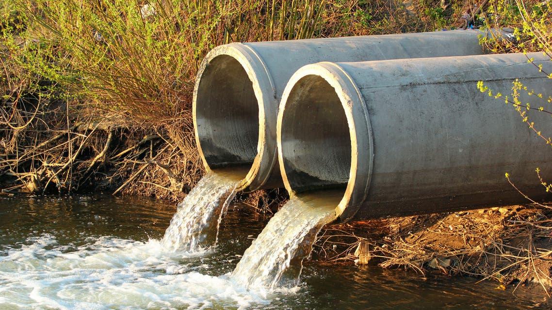 تصريف مياه الصرف الصحي