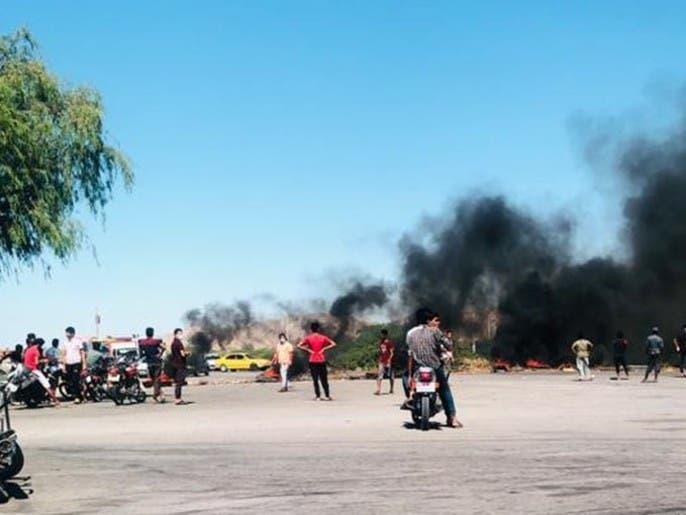غضب جنوب إيران.. واشتباكات بعد مقتل مواطن برصاص البحرية