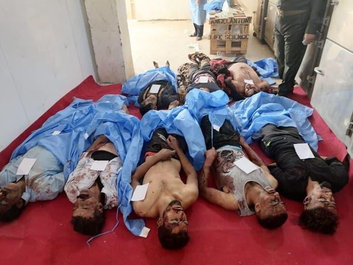 مجزرة في صلاح الدين.. اختطاف 12 عراقيا وتصفية 8 بالرصاص