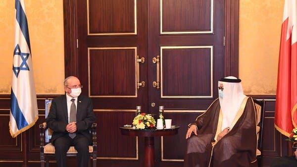 بيان مشترك: البحرين وإسرائيل ستنضمان لأميركا لدفع السلام بالمنطقة