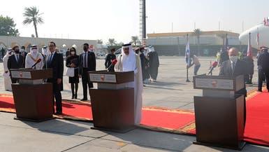 بيان مشترك بين البحرين وإسرائيل يطلق العلاقات الدبلوماسية