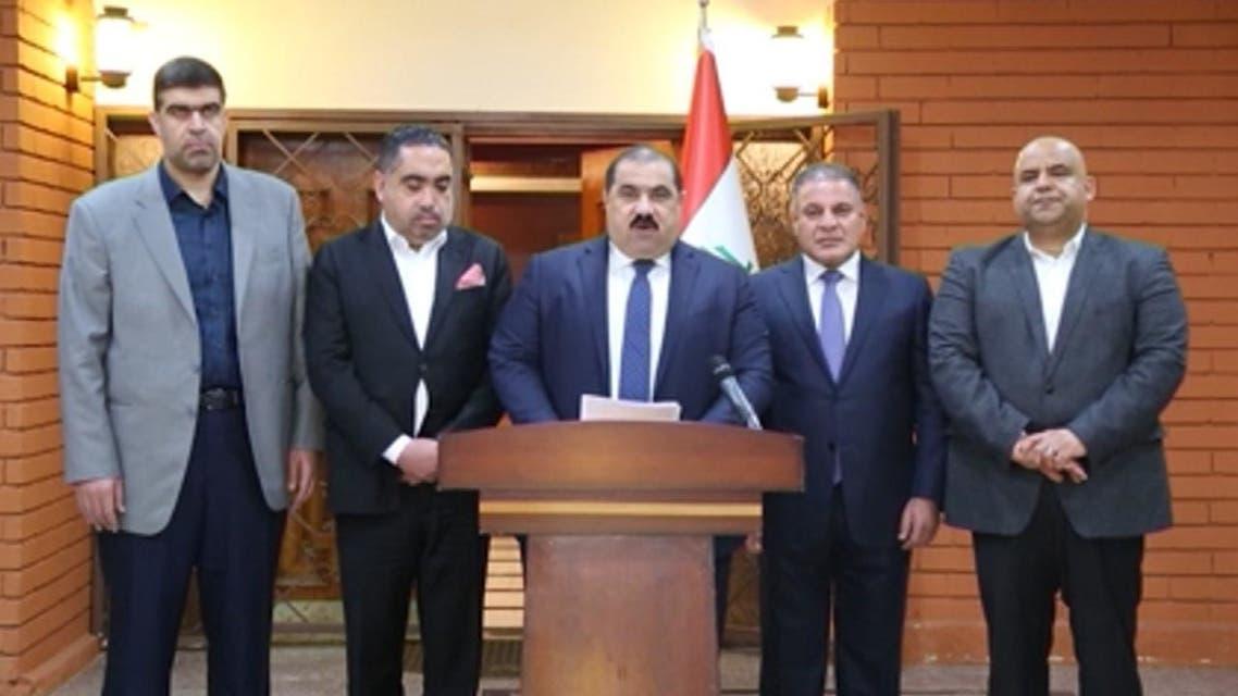 نواب عراقيون يلوحون بطلب حماية دولية بعد مجزرة بلد