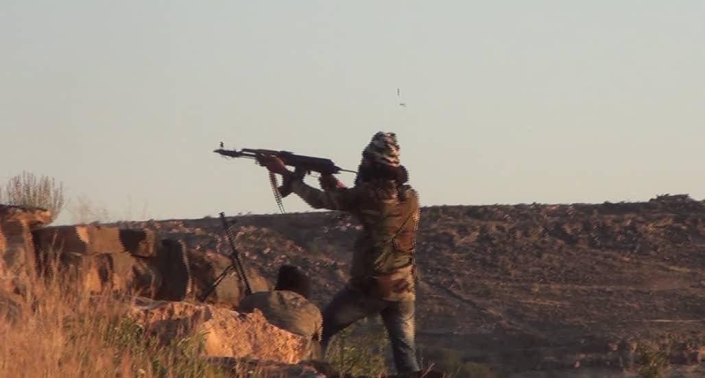 هجوم الجيش اليمني في الضالع