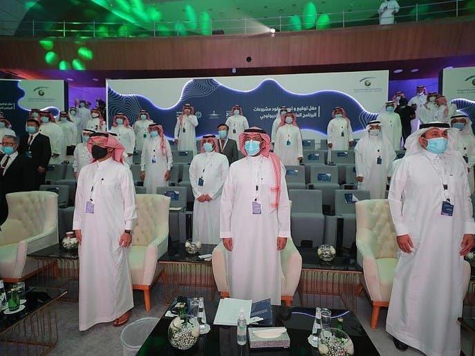 ترسية المرحلة الأولى لبرنامج المسح الجيولوجي السعودي بنصف مليار ريال