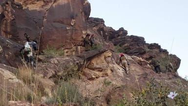 اليمن.. إسقاط طائرة حوثية حاولت تصوير مواقع الجيش