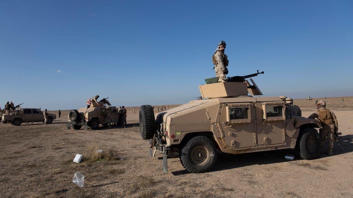 Iraq: Forces