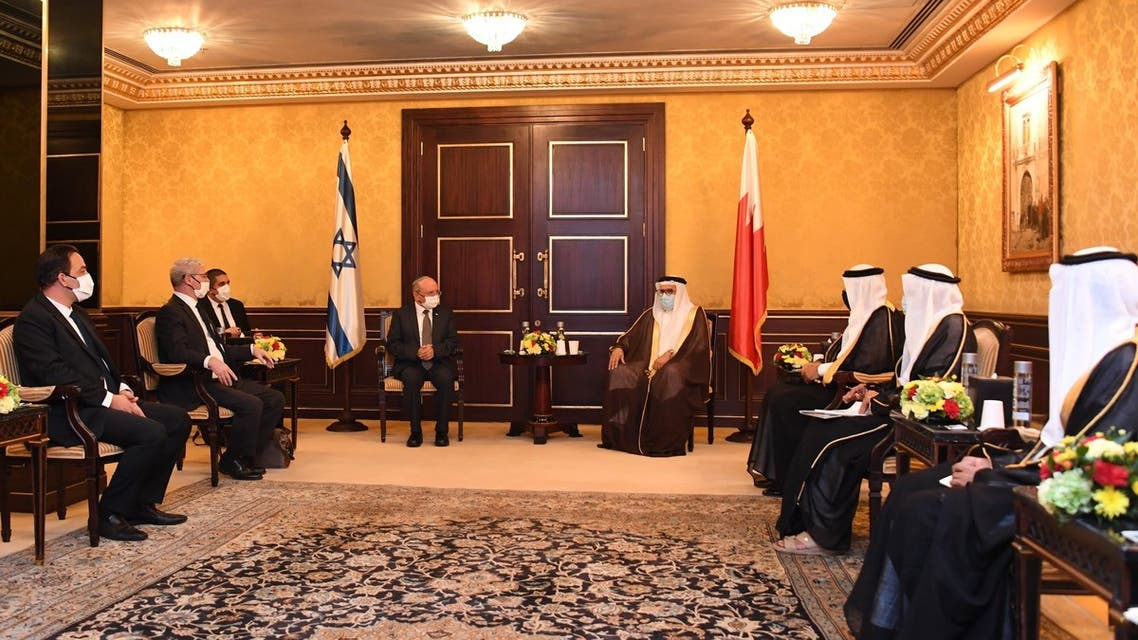 Israeli official visit to Bahrain consolidates foundations of peace in region: FM MAIN
