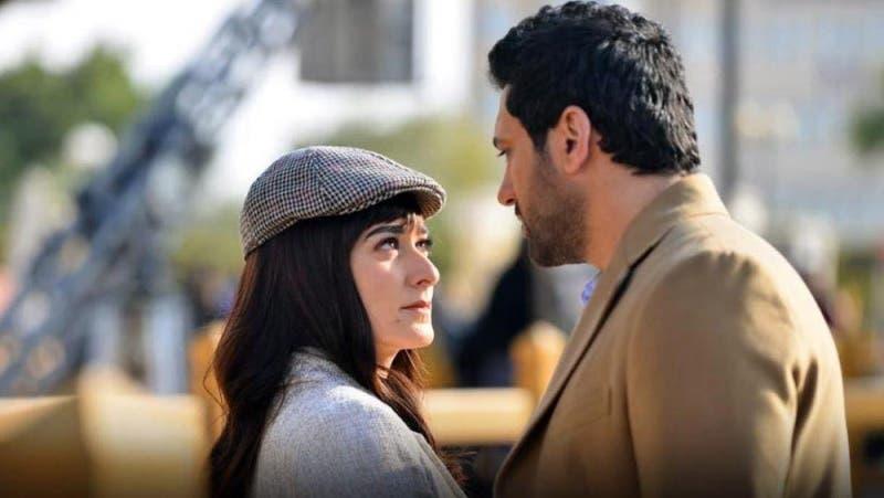 مع حسن الرداد في فيلم توأم روحي
