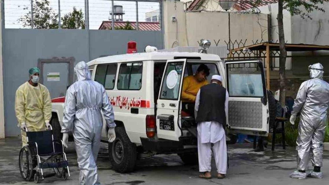 59 مبتلا و چهار جان باخته در یک روز بر اثر کرونا در افغانستان