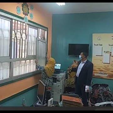 أهان معلمة.. فيديو يثير غضباً ضد محافظ الدقهلية بمصر