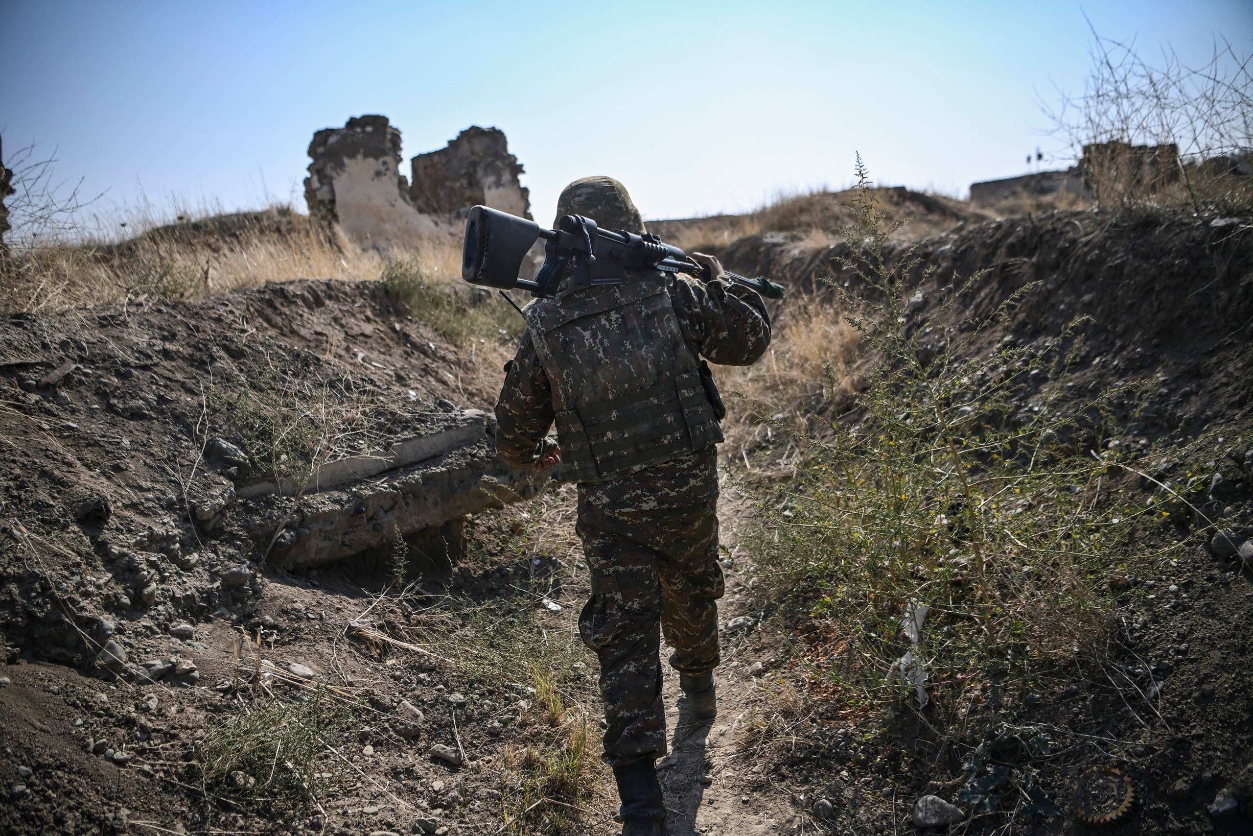 من أرمينيا