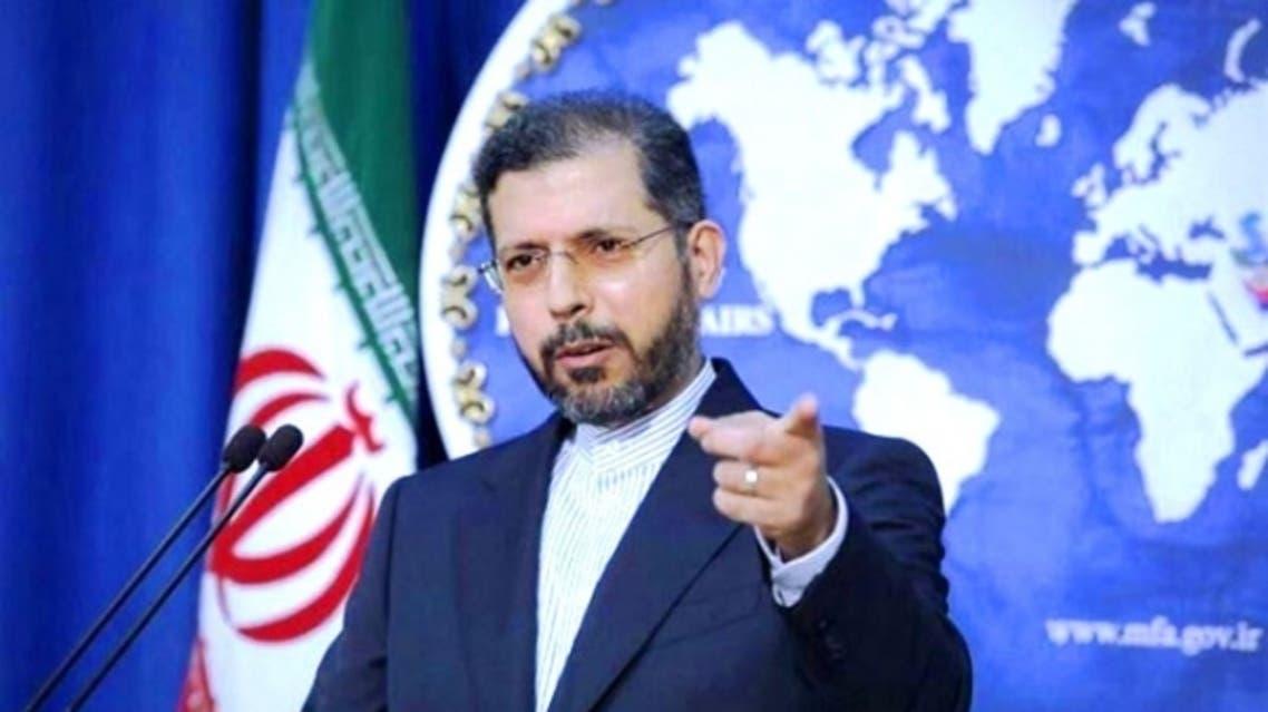 المتحدث باسم الخارجية الايرانية سعيد خطيب زادة