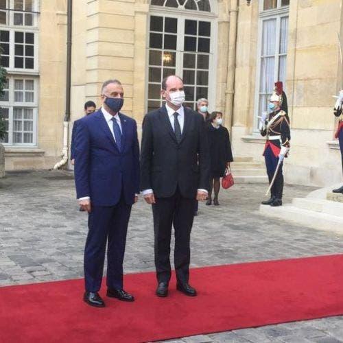 العراق وفرنسا يوقعان مذكرات تعاون في 3 مجالات