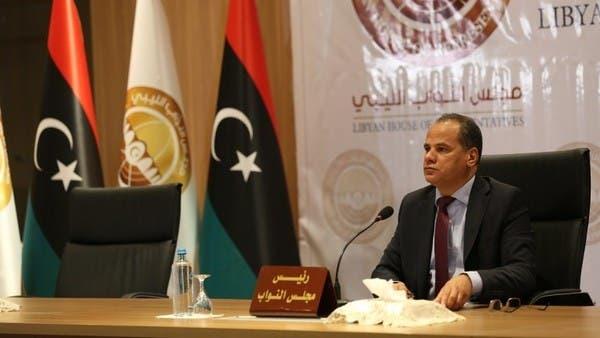 البرلمان يرد استقالة الحكومة الليبية المؤقتة