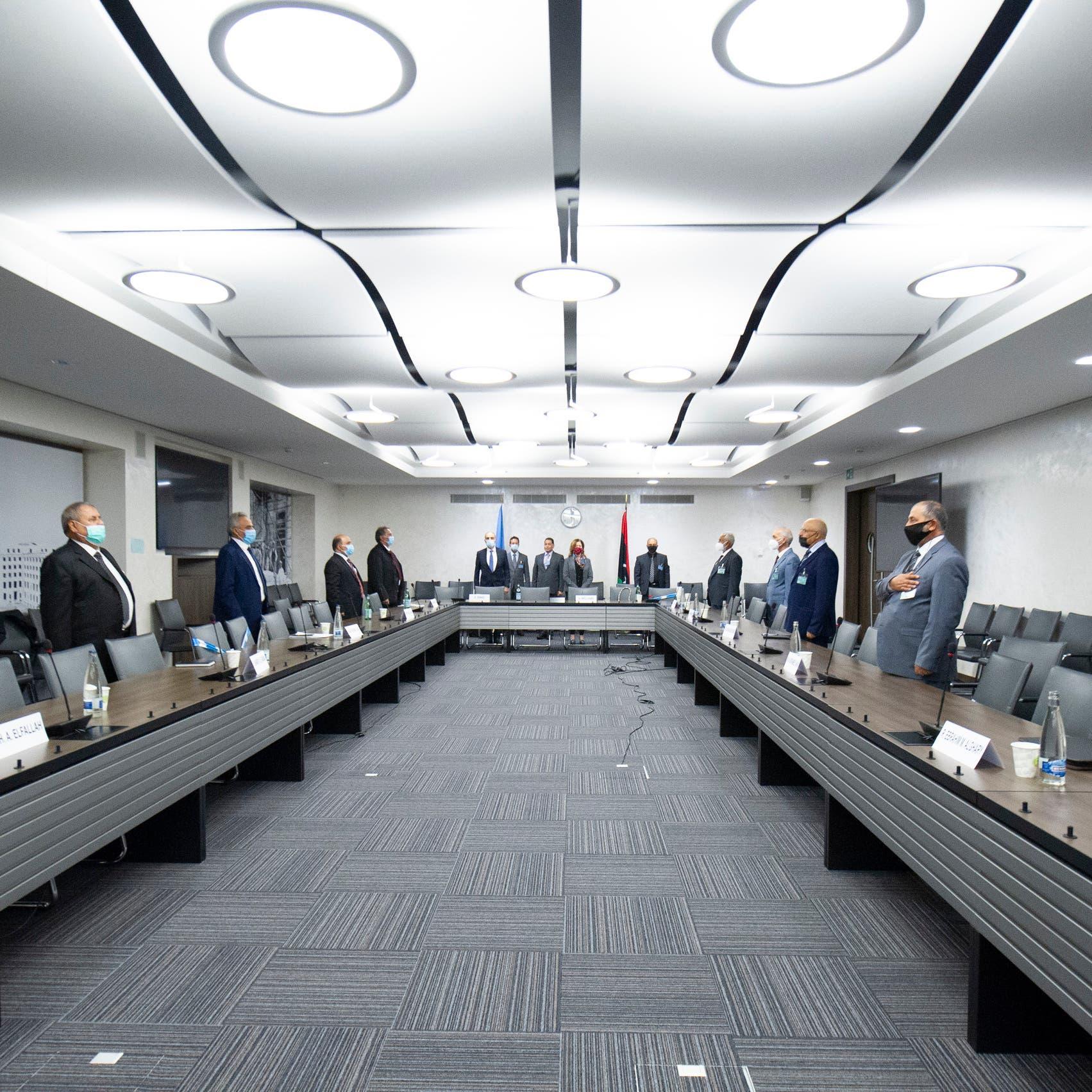 انطلاق محادثات 5+5 الليبية برعاية أممية في جنيف