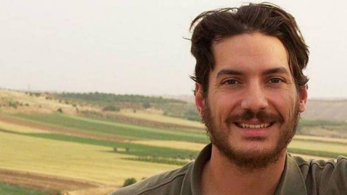 الصحافي الأميركي المعتقل في سوريا أوستن تايس