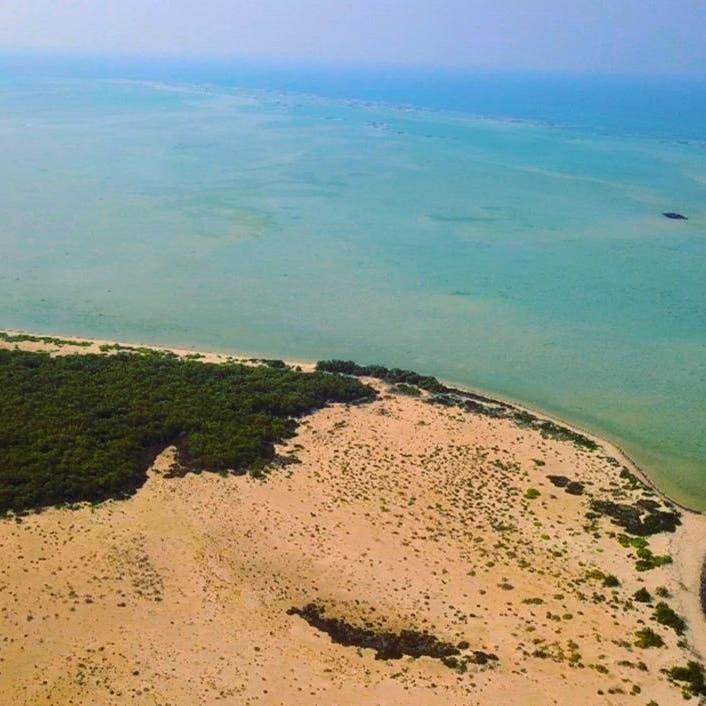 بالصور.. سعودي يوثّق جمال جزيرة حصر في البحر الأحمر