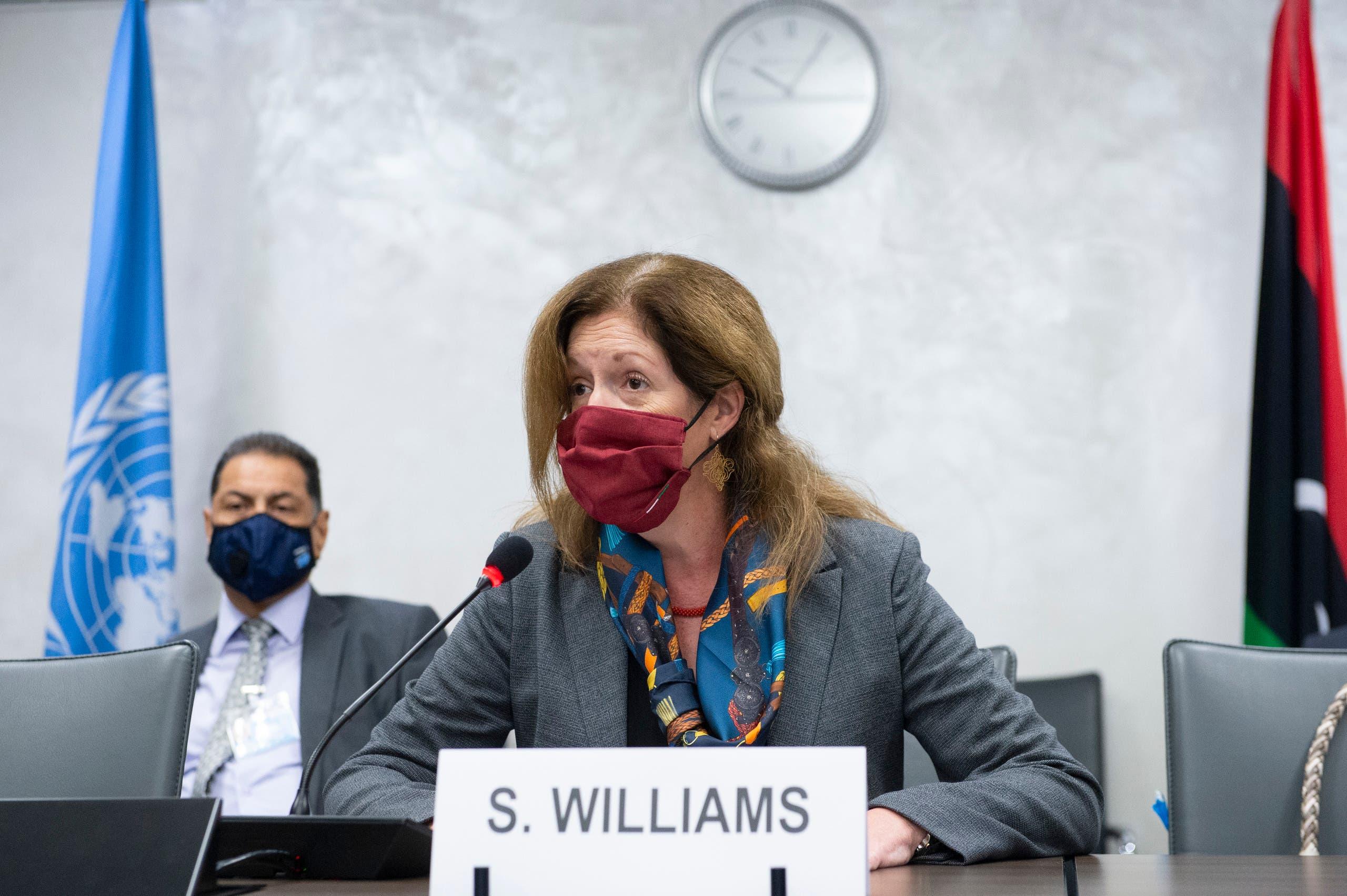 ستيفاني ويليامز