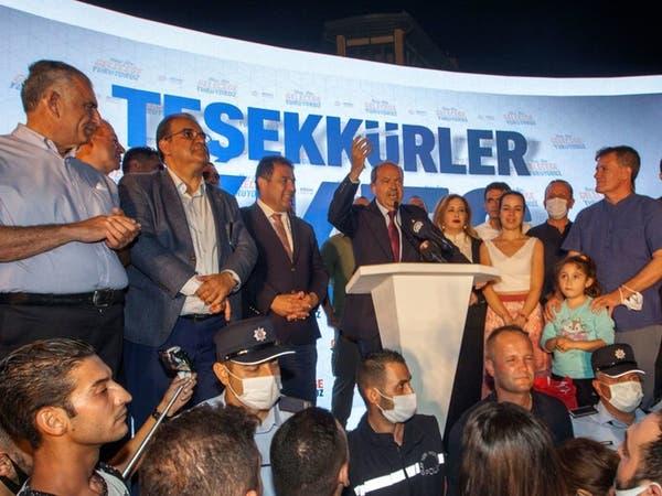 """شمال قبرص.. فوز """"مفاجئ"""" لمرشّح أنقرة بالانتخابات الرئاسية"""