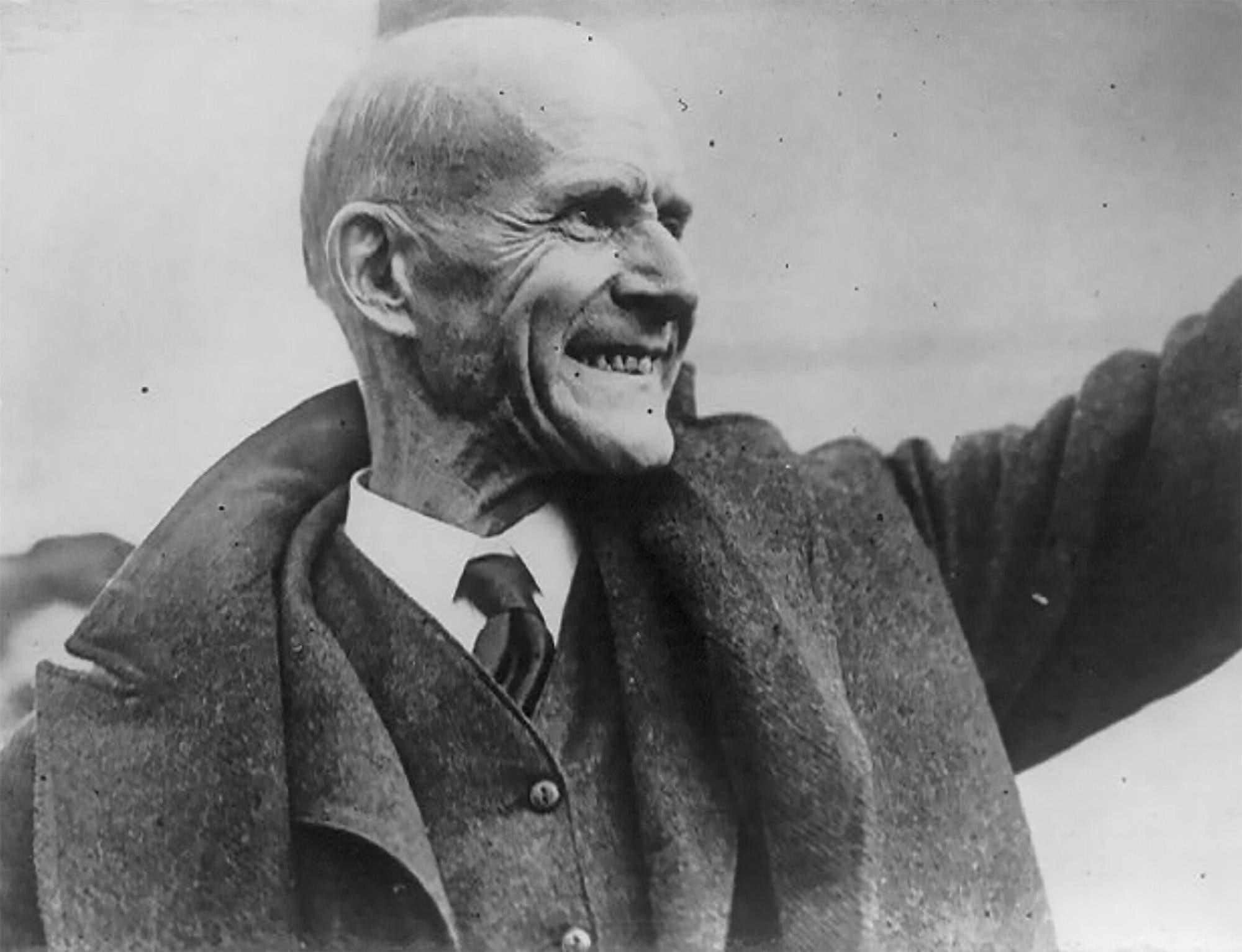 صورة لديبس عام 1921