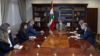 """""""مفاوضات الترسيم"""".. لبنان: نأمل في اتفاق يحفظ سيادتنا"""