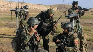 بریتانیا 70 میلیون پوند برای حمایت از نیروهای امنیتی افغان کمک میکند