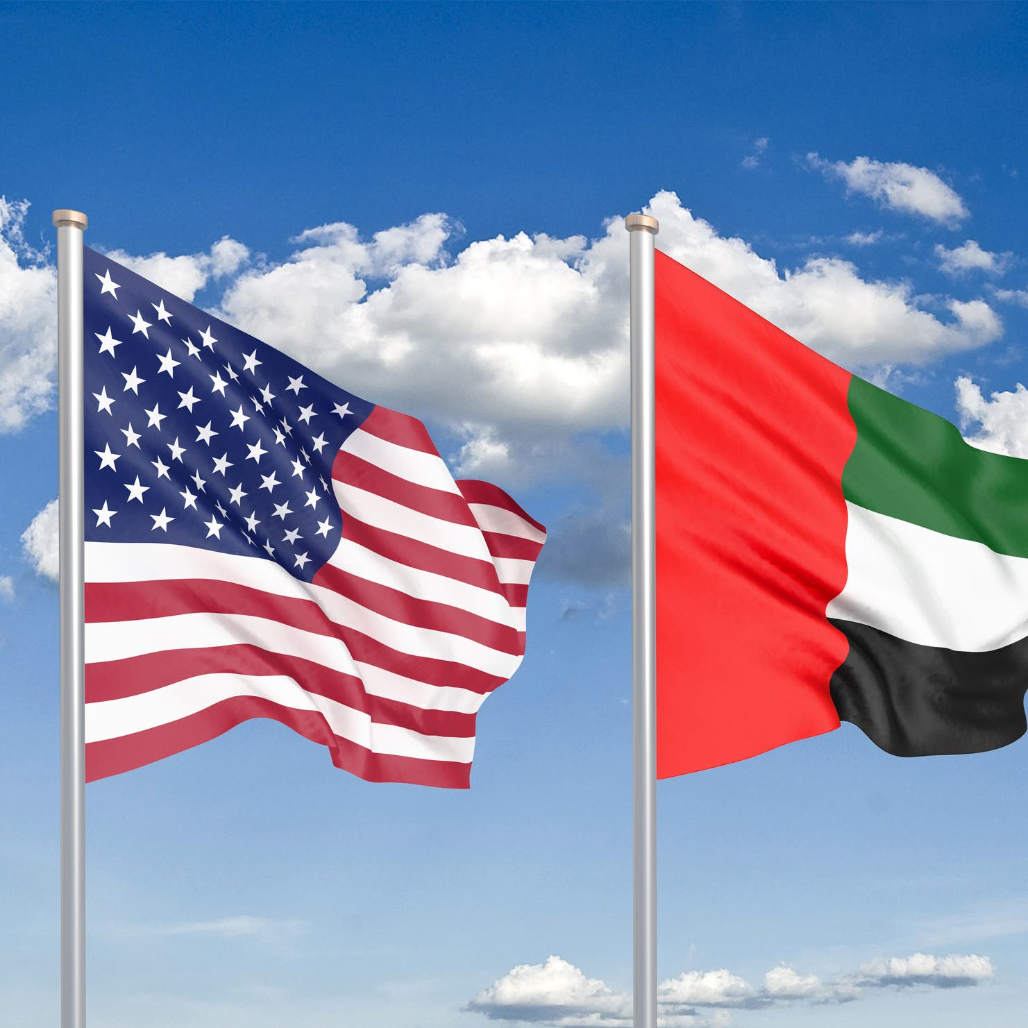 أميركا والإمارات.. تأكيد على تعزيز العلاقة الاستراتيجية