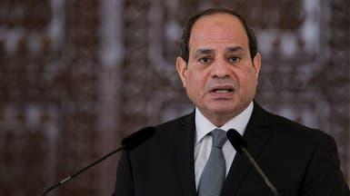 السيسي يطالب بتعاون عربي استخباراتي لمواجهة الإرهاب