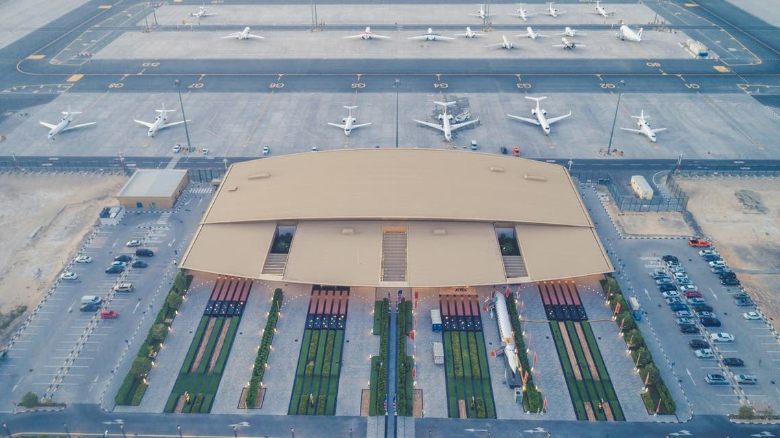 محطة ركاب VIP - دبي الجنوب