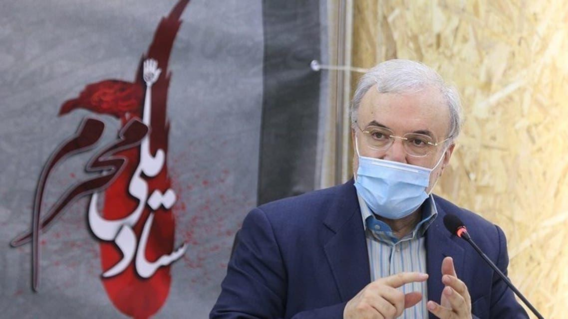 وزیر بهداشت ایران: نگرانم به سیاهچاله کرونا بیفتیم