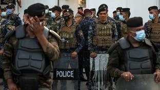 بدء عملية أمنية لنزع سلاح بغداد.. وضبط تجهيزات عسكرية