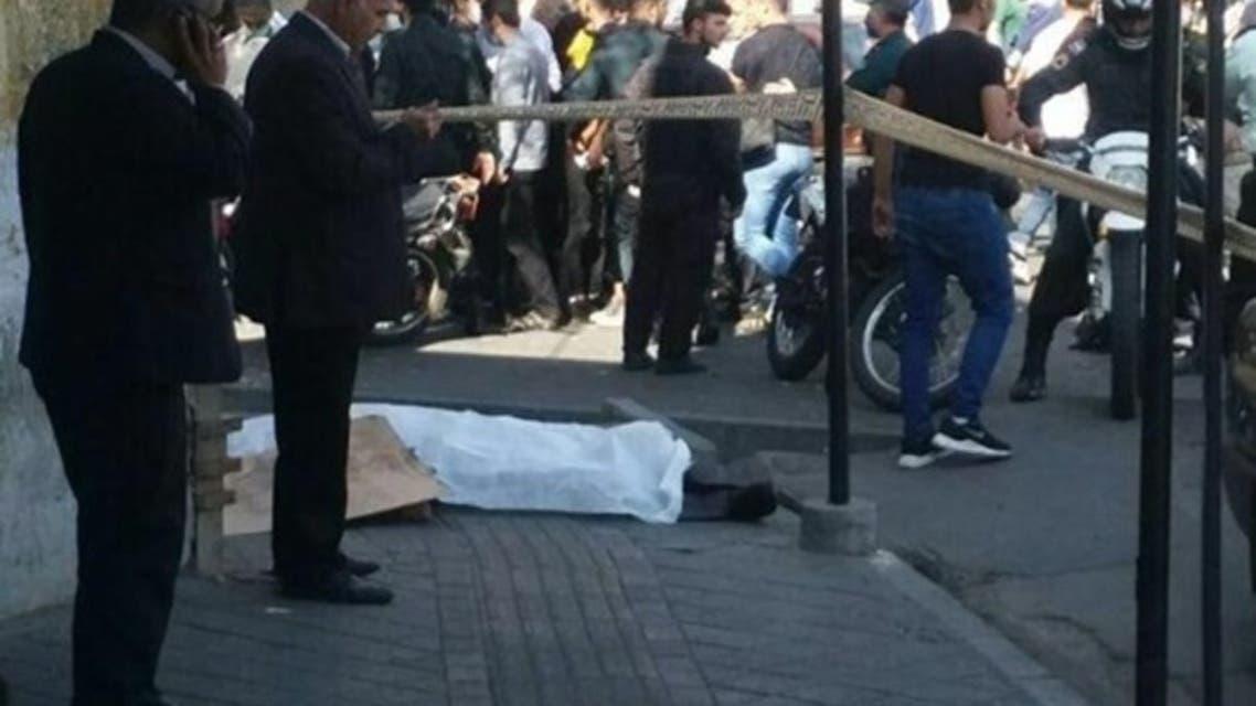 در پی سرقت مسلحانه در تبریز؛ یک عابر پیاده کشته شد