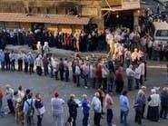 """صورة بألف كلمة.. طوابير """"الخبز"""" تنغص حياة السوريين"""